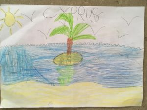 Picture by our eldest, age 7