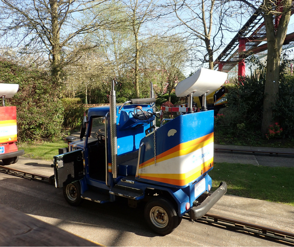 Tiny Truckers Ride at Chessington World of Adventures
