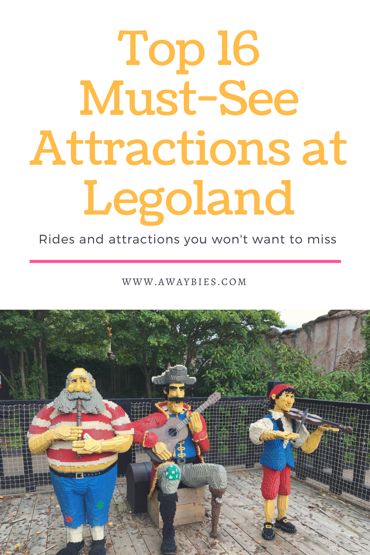 Top 16 Must-See Attractions at Legoland - Awaybies.com