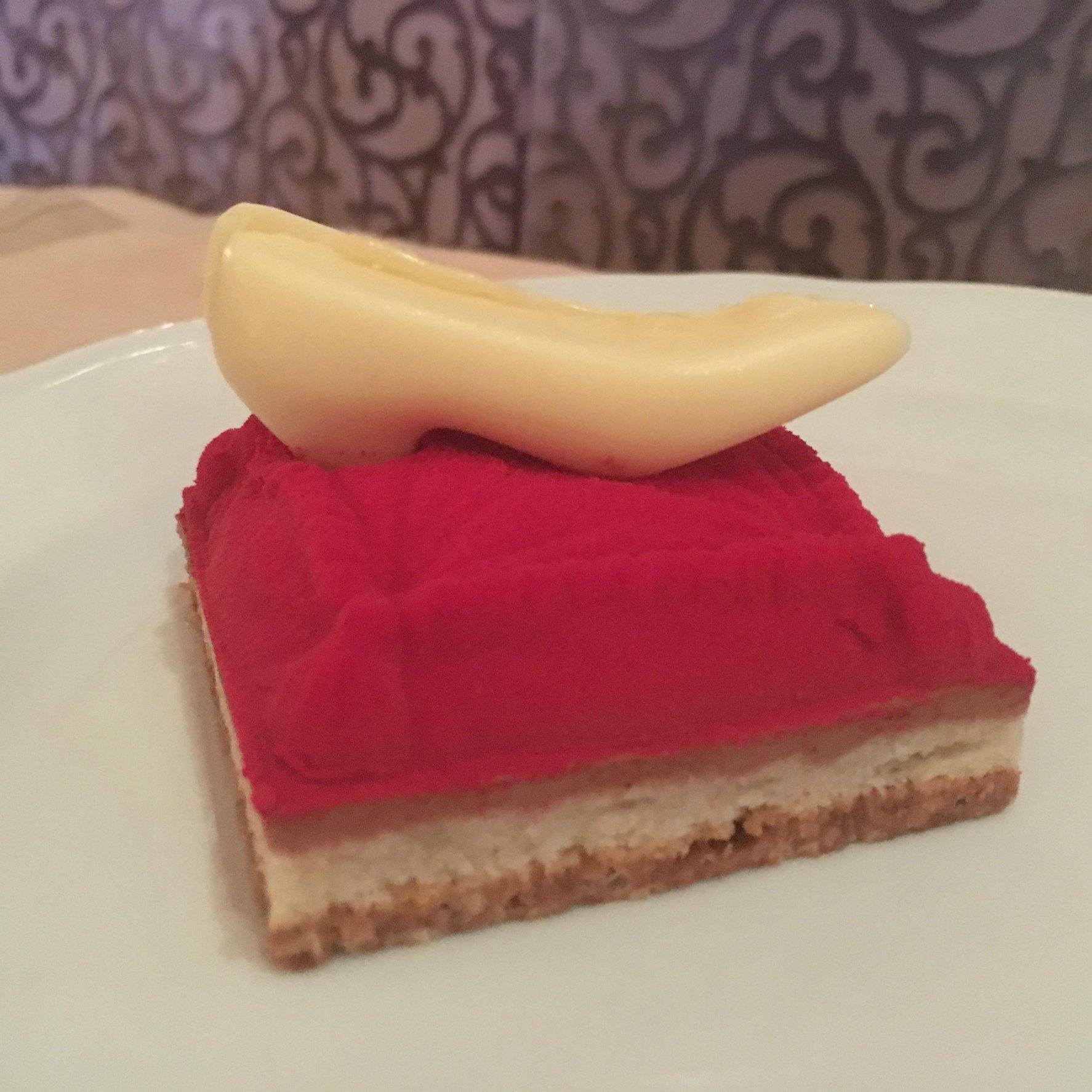 Disney Auberge de Cendrillon dessert