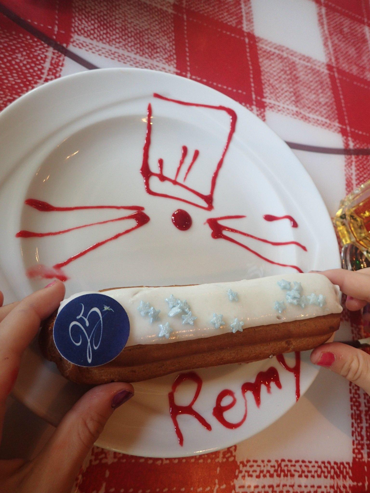 Restaurant Chez Remy Disneyland Paris