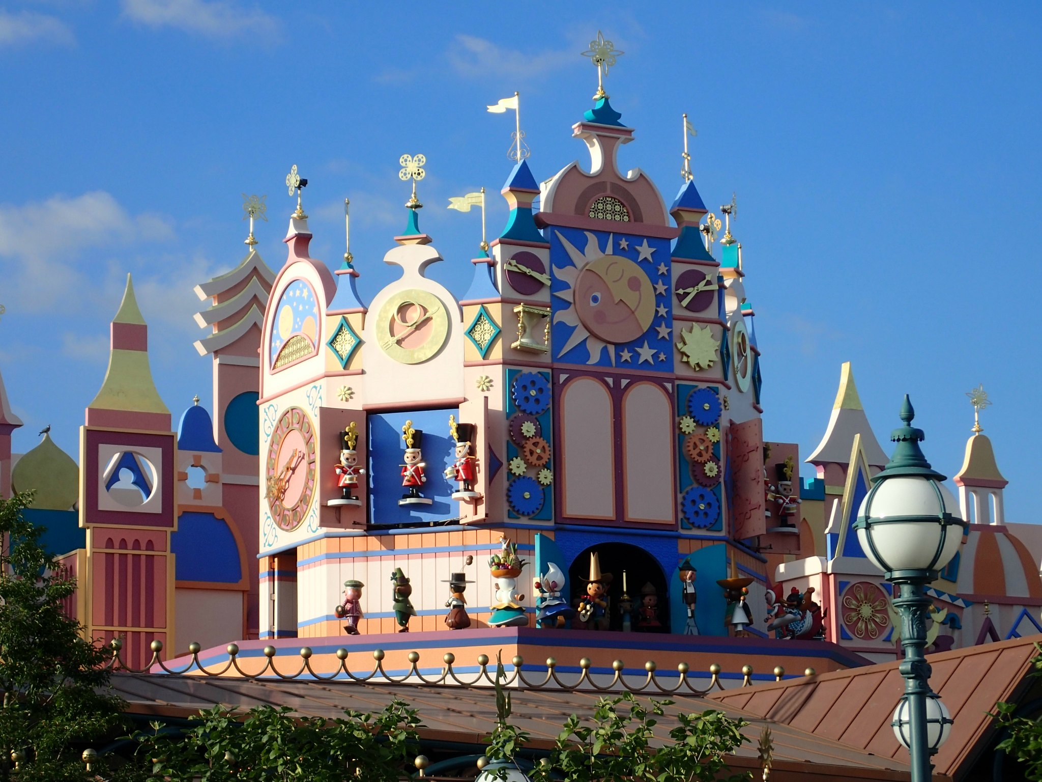 Small World ride