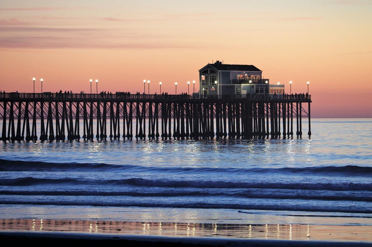 oceanside pier San Diego