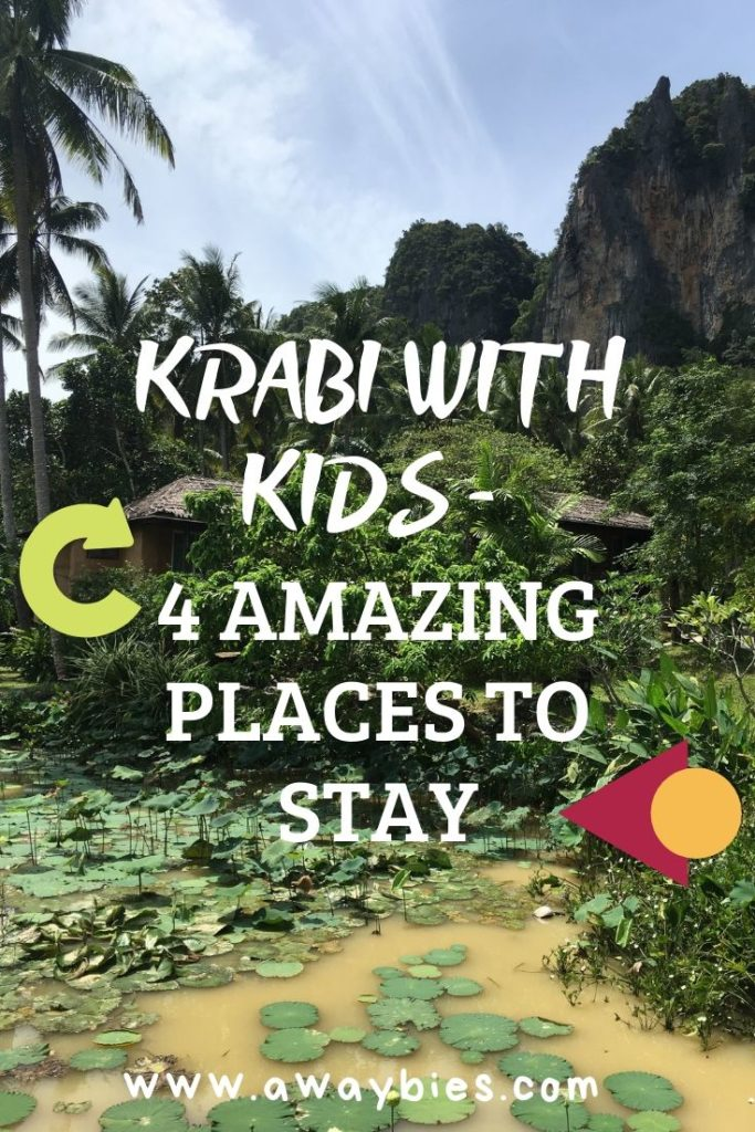 Krabi with kids Amazing places to stay