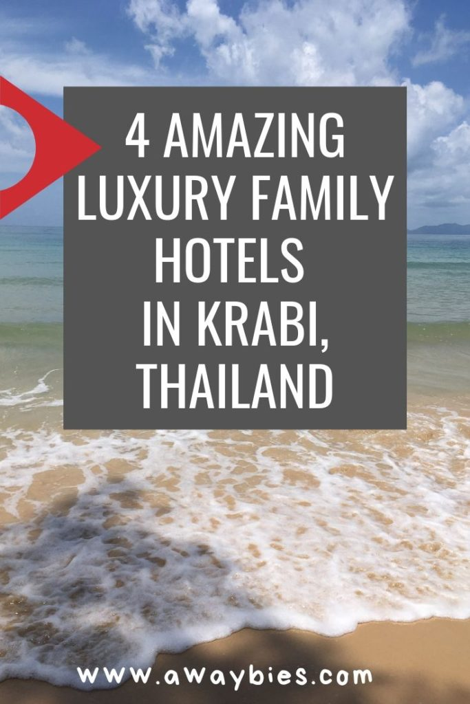 Family hotels great for kids in Krabi, Thailand