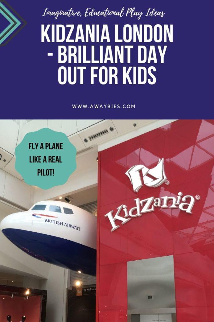 Kidzania London Review And Tips